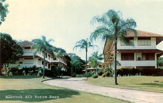 Albrook Air Force Base Military Housing